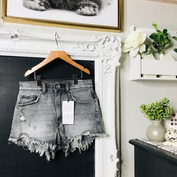 Zara Pants - Zara Women's Shorts Sz 2 NWT